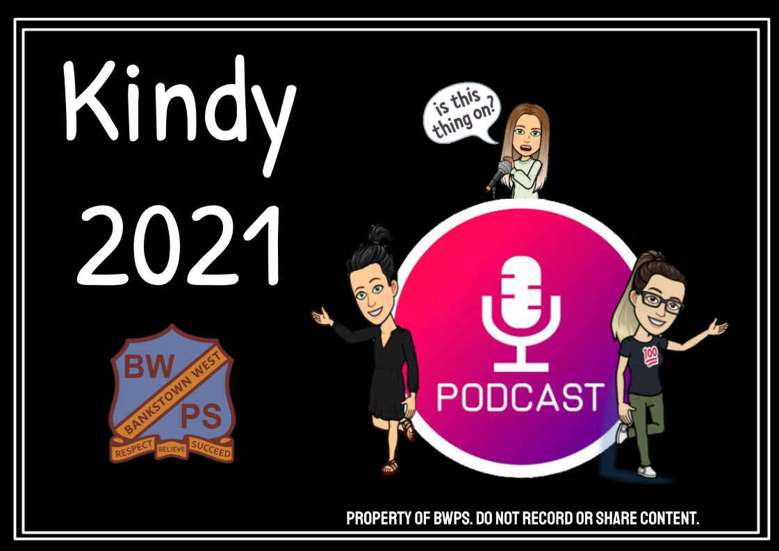 Kindy Podcasts