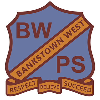 Bankstown West Public School logo